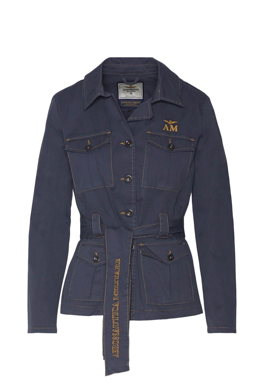 Stretch Cotton Saharan Jacket                  1