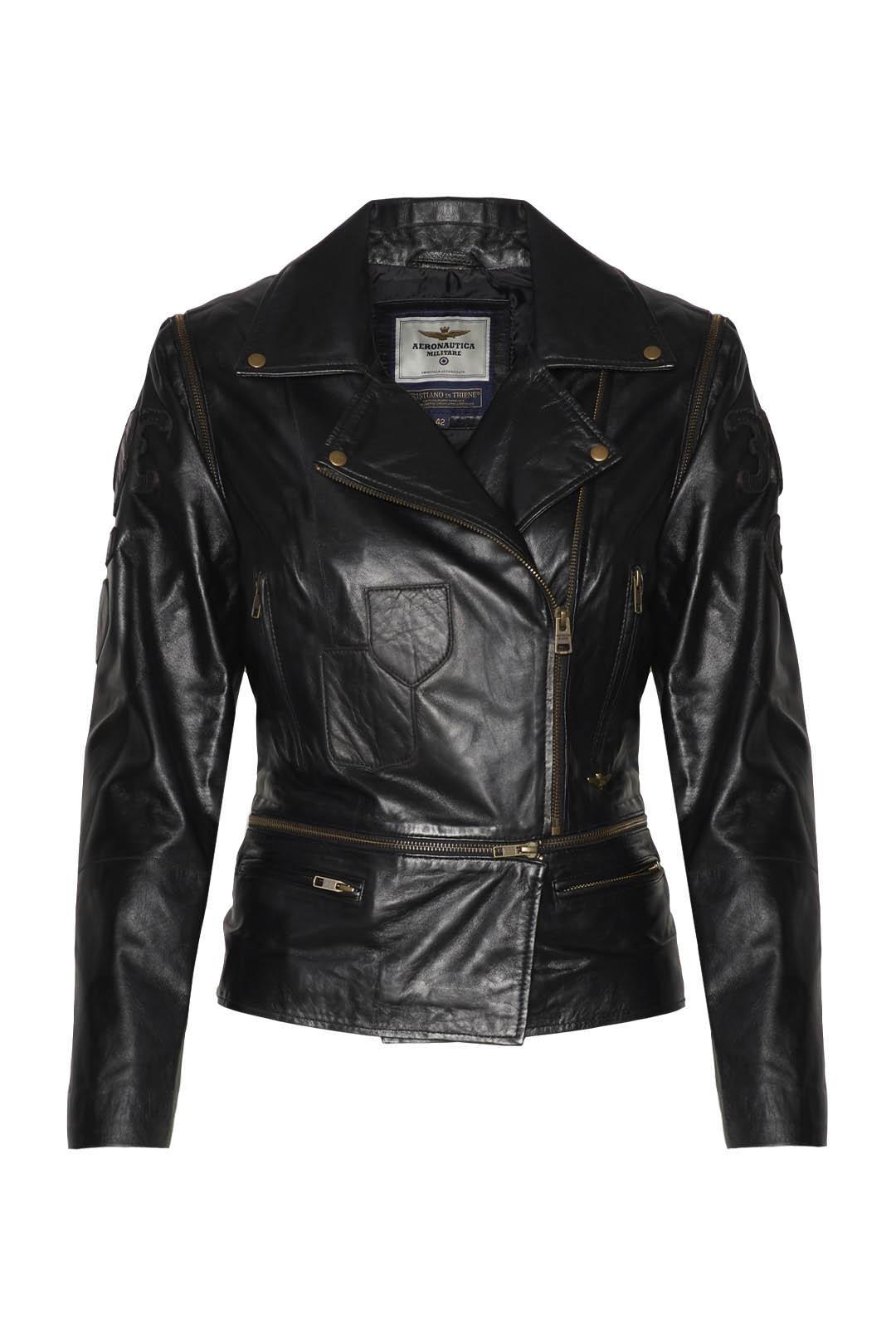 Soft Nappa leather jacket                  1