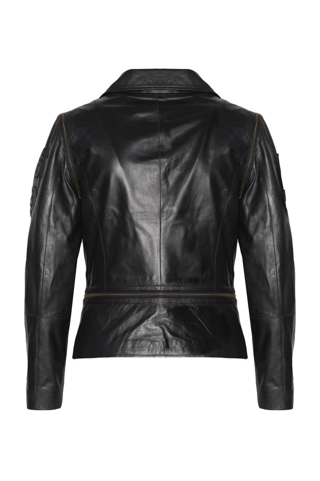 Soft Nappa leather jacket                        2