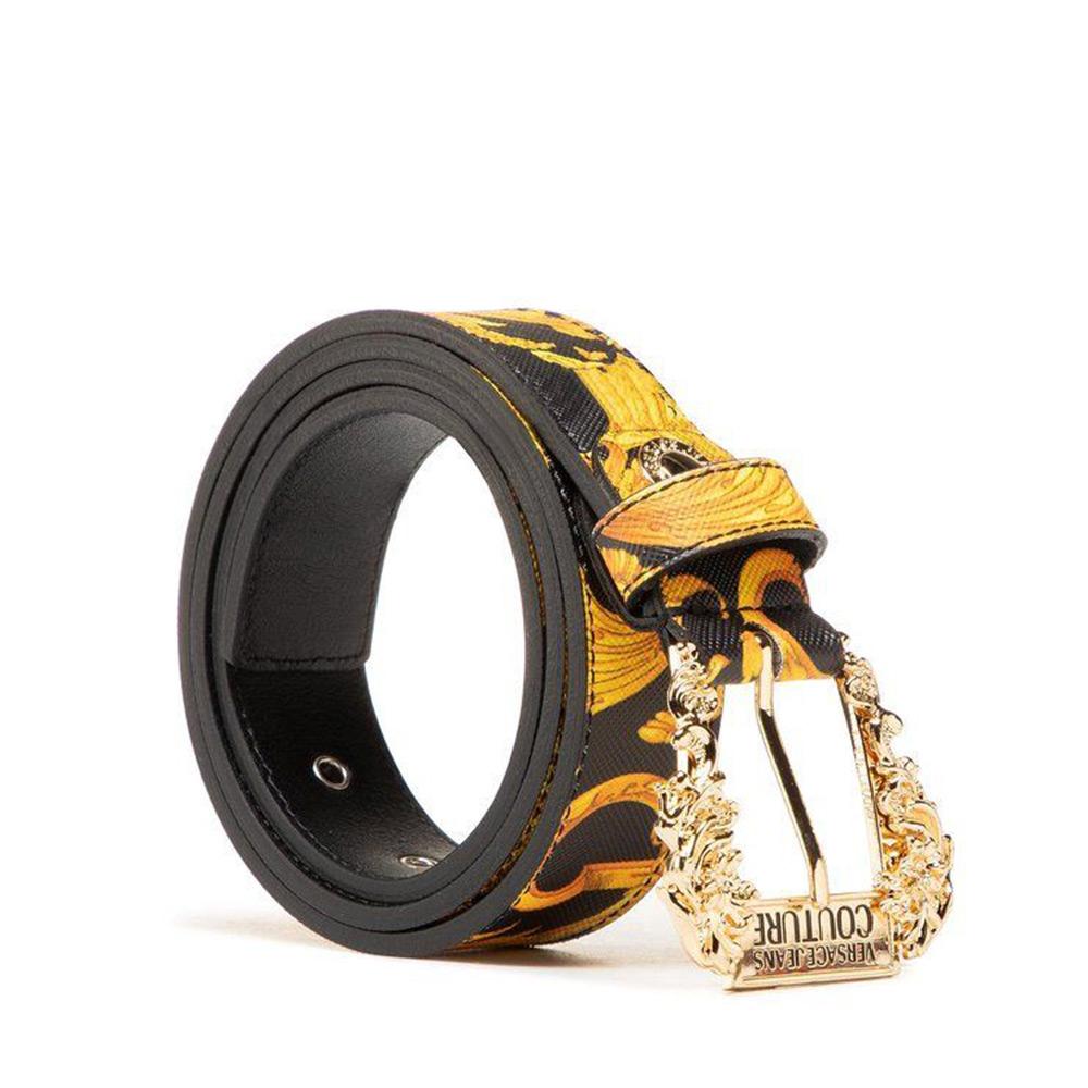 Cintura in pelle Versace Jeans Couture D8VWAF0171880M27 899/901  -21