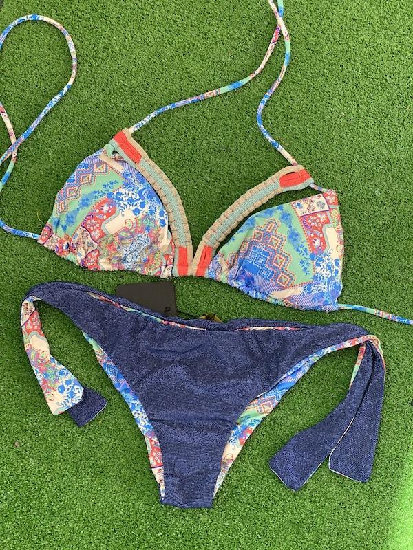 Bikini Triangolo e slip nodi Venture Effek