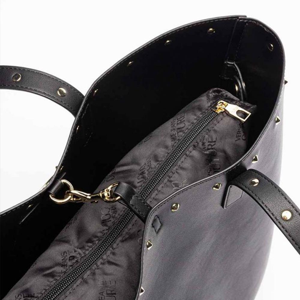 Borsa a Tracolla Versace Jeans Couture E1VWABE971407899 NERO  -21