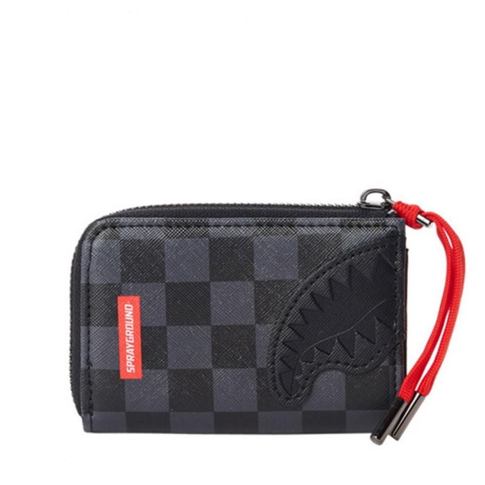 Portafogli Unisex Sprayground Black Henny 910W3573NSZ  -21