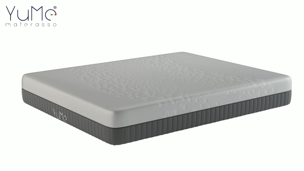YuMe - il materasso più comodo al mondo, garantito a vita candidato ad essere il più venduto in Italia