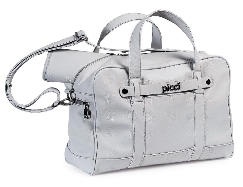 Borsa Mummy Bag con fasciatoio linea Gym By Picci