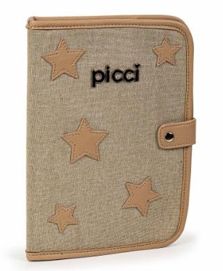 Porta documenti Mummy linea Star by Picci