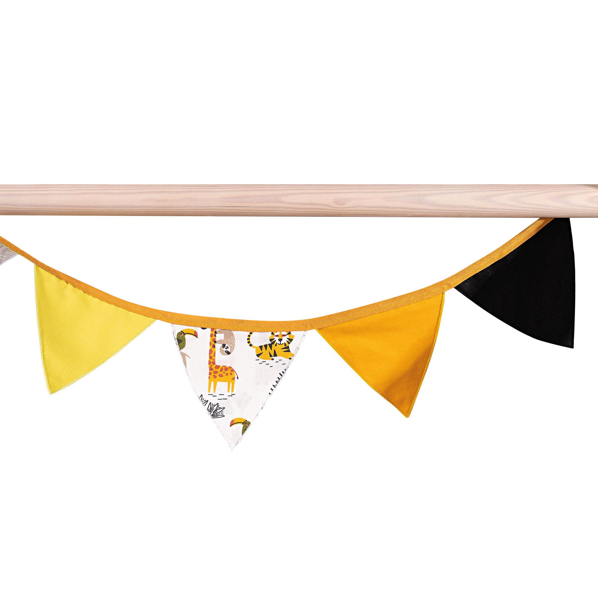 Bandierina decorativa per lettino a Casetta linea Junior by Picci