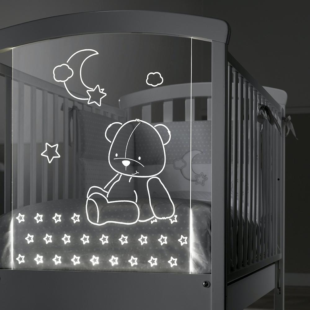 Lettino bimbi linea Stella Light by Erbesi