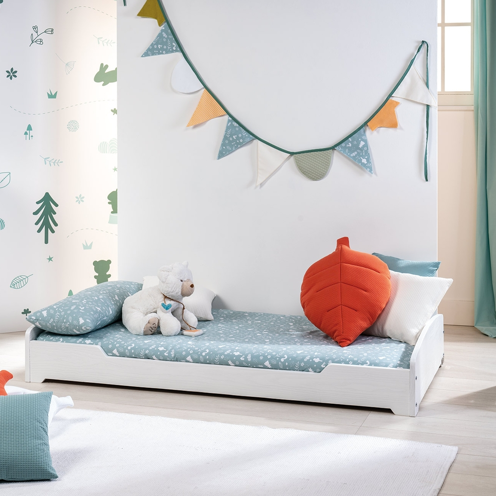 Lettino Montessori linea Ozzy by Dili Best