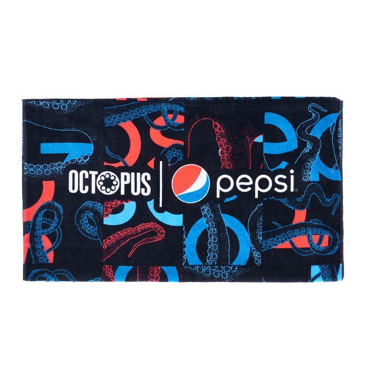 OCTOPUS X PEPSI Camo Towel