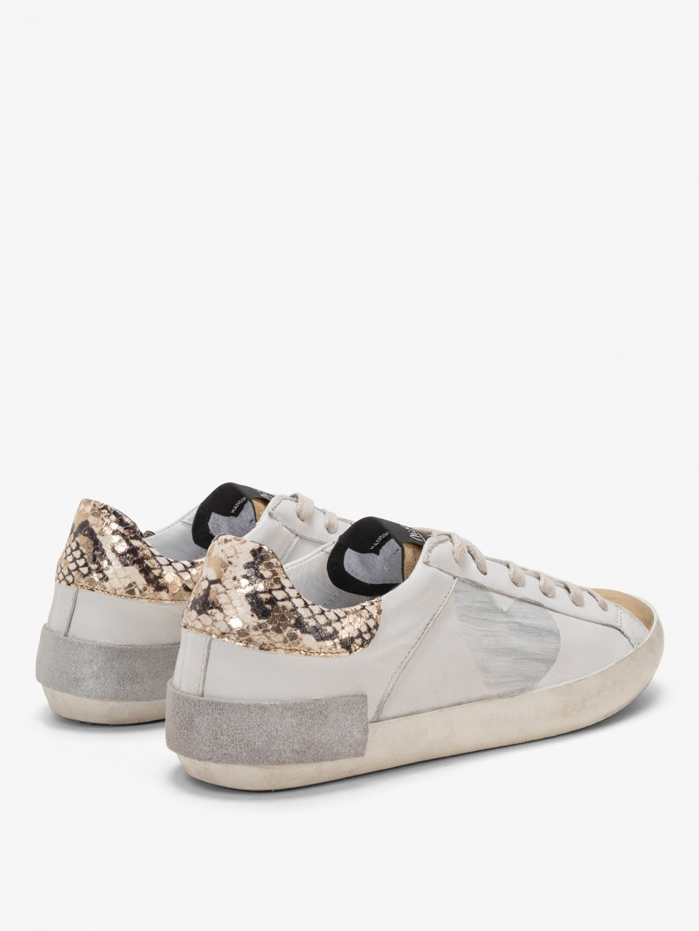SHOPPING ON LINE NIRA RUBENS SNEAKERS GINGER ALE AMBER CUORE NEW COLLECTION WOMEN'S SPRING SUMMER 2021
