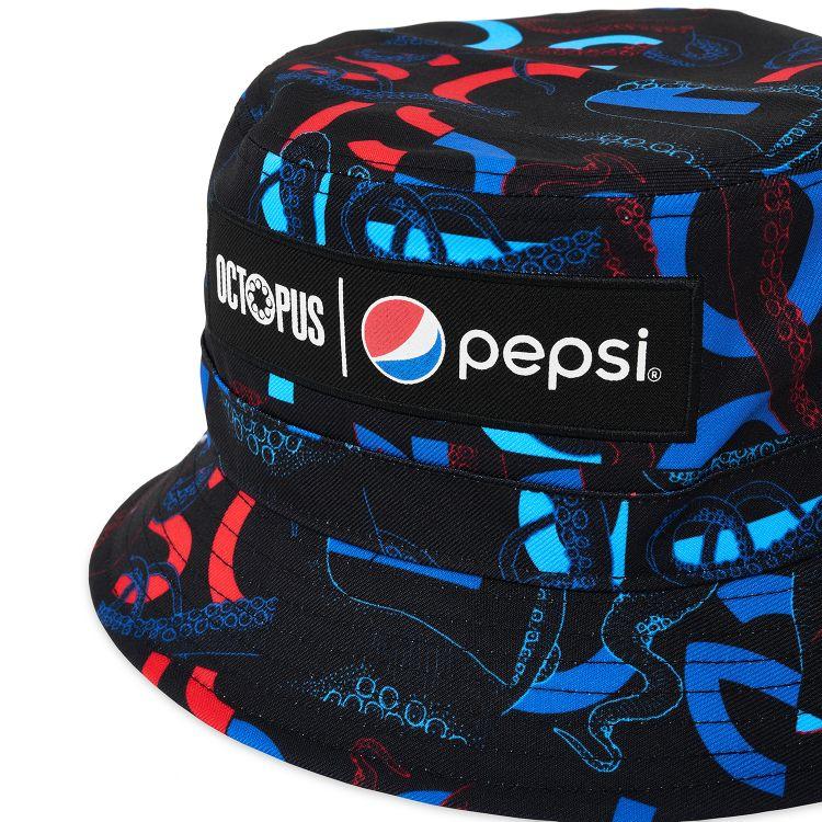 OCTOPUS X PEPSI Camo Bucket Hat