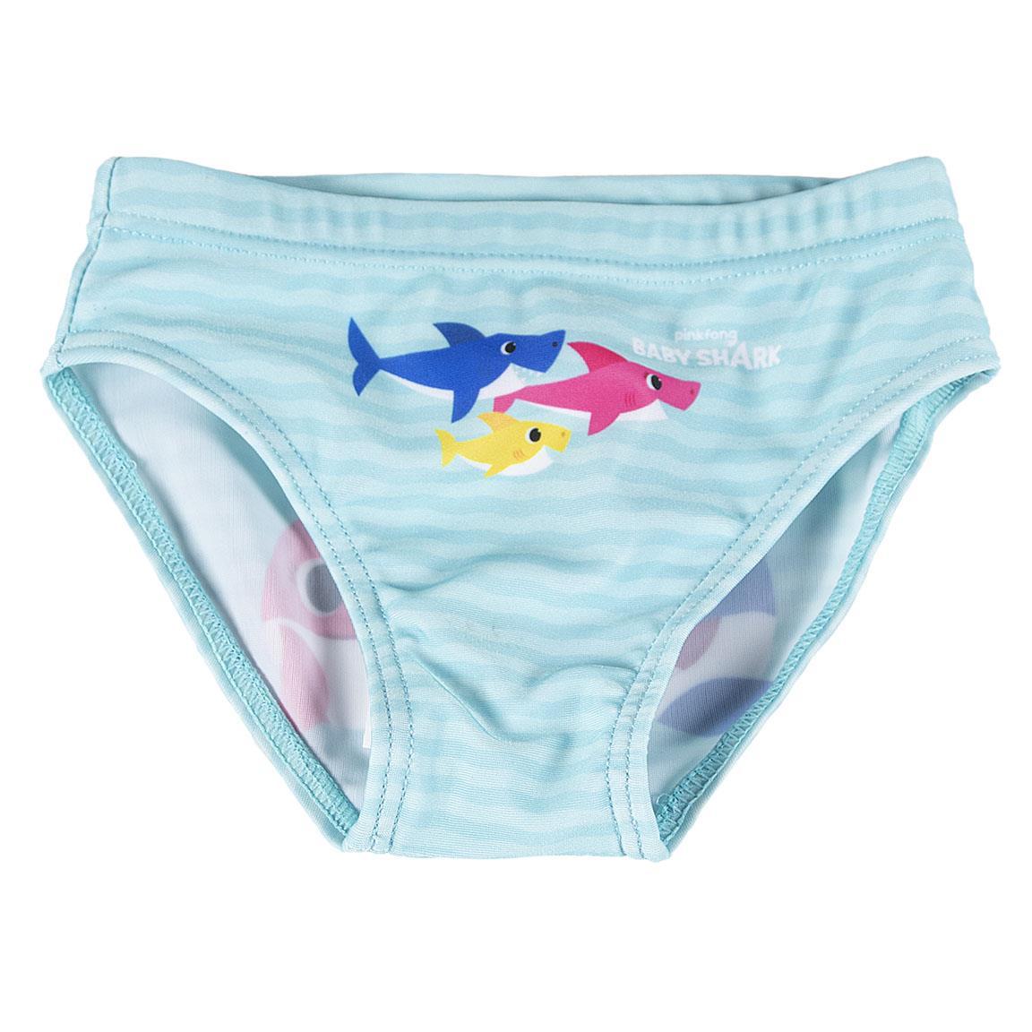 Costume mare Baby shark da 6 a 36 mesi-2