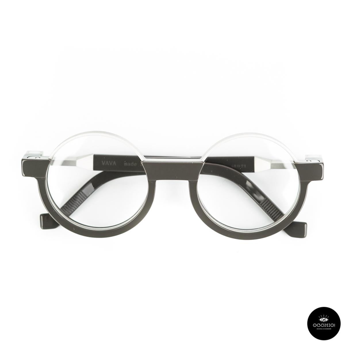 VAVA eyewear CL0006 Dark Grey by Alvaro Siza Vieira