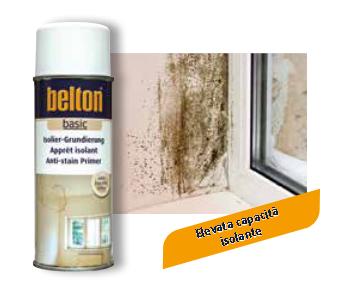 BELTON BASIC FONDO DI ISOLAMENTO BIANCO SPRAY 400 ml