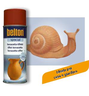 VERNICE BELTON SPECIAL EFFETTO TERRACOTTA ROSSO ORIENTE SPRAY 400 ml