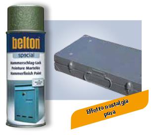 VERNICE BELTON SPECIAL EFFETTO MARTELLATO ORO SPRAY 400 ML