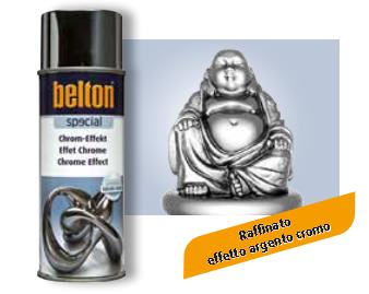 VERNICE BELTON BASIC EFFETTO CROMO SPRAY 400 ml AREXONS