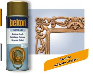 VERNICE BELTON BASIC EFFETTO BRONZO SPRAY 400 ml AREXONS