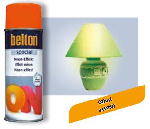 VERNICE BELTON SPECIAL EFFETTO NEON GIALLO 400 ML