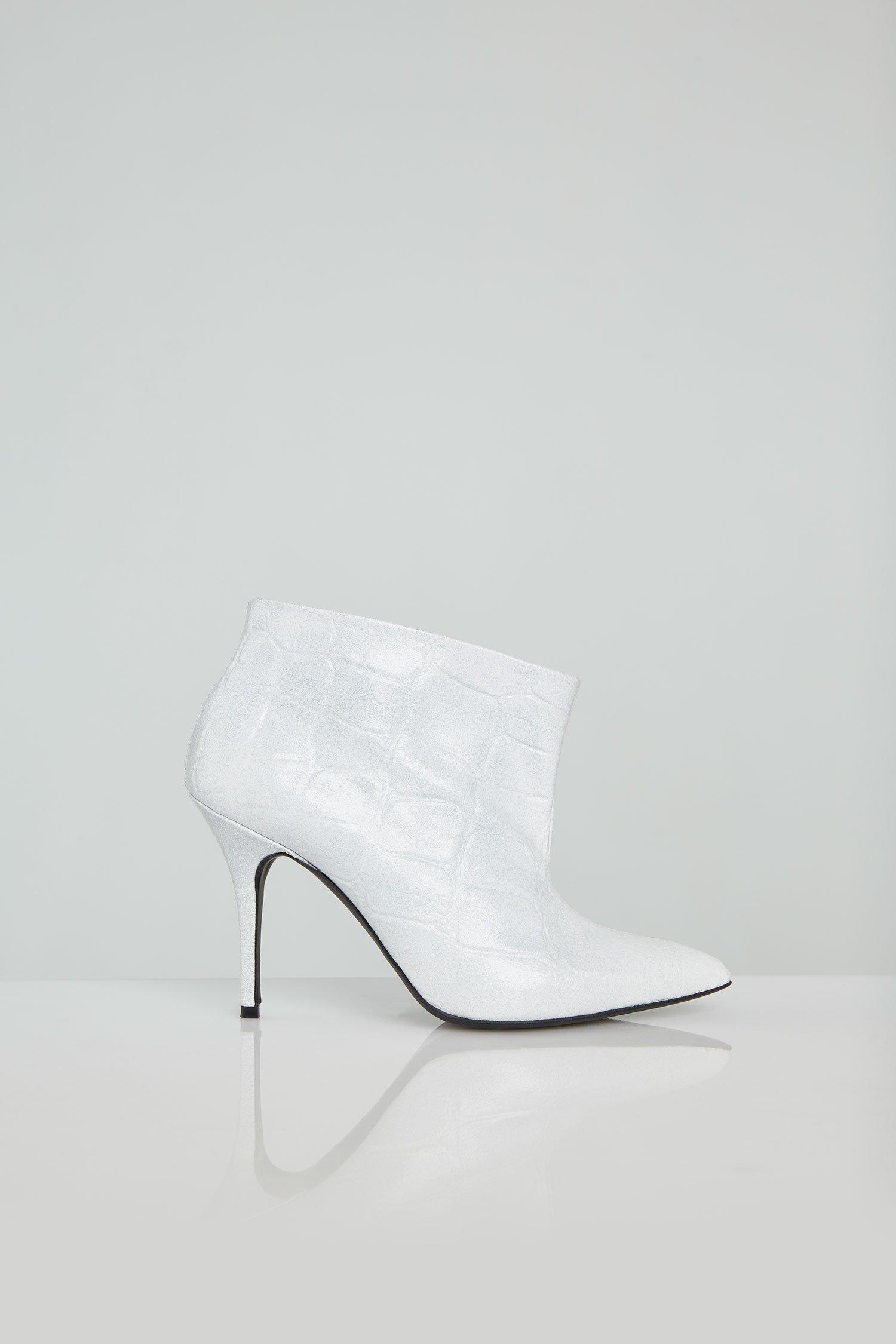Stivaletto Cocco Boots bianco Aniye By