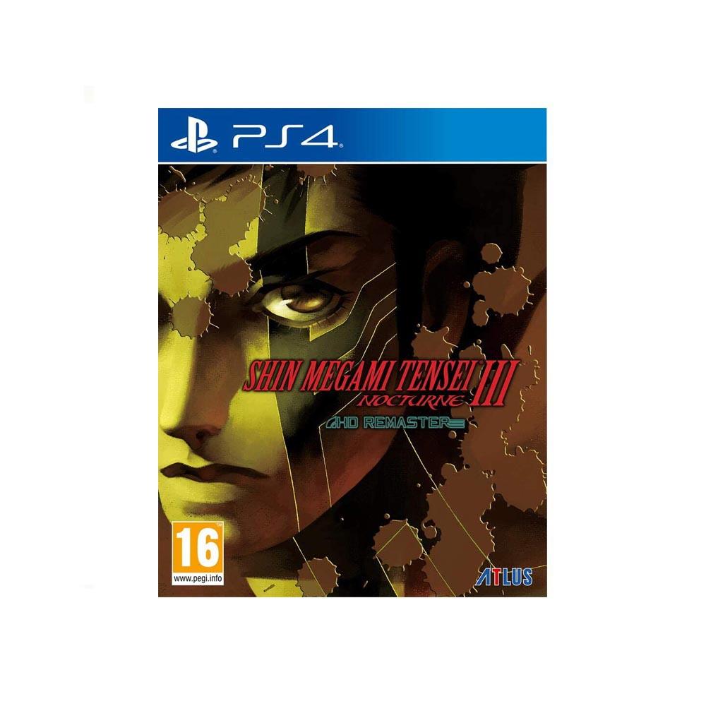 Shin Megami Tensei III: Nocturne HD remaster - NUOVO - PS4