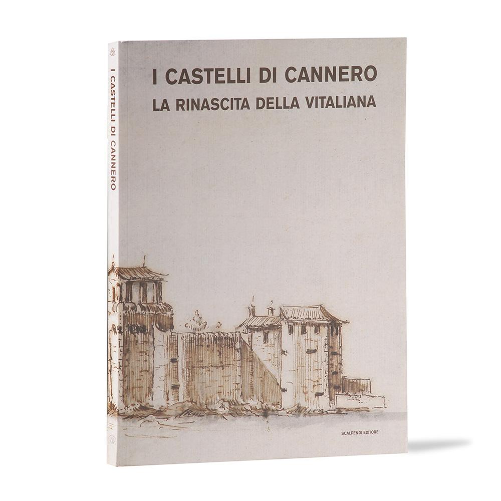 The Castles of Cannero. The rebirth of Vitaliana.