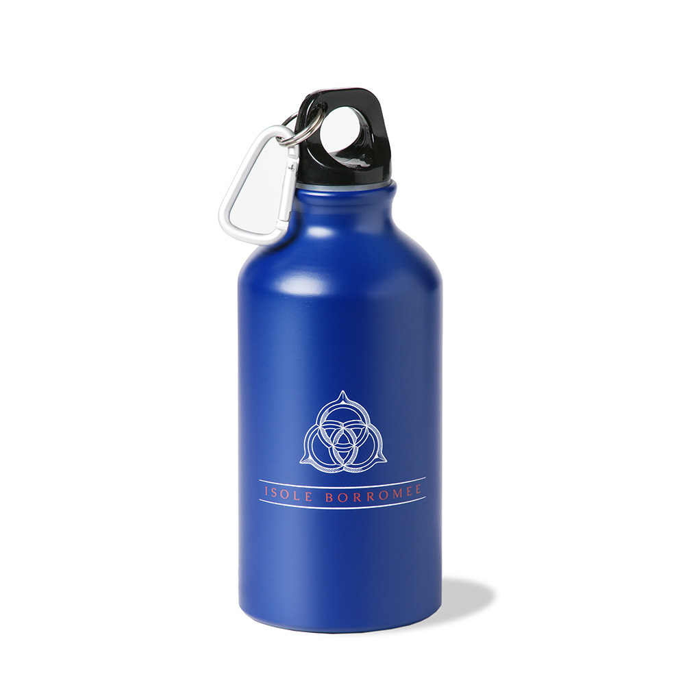 Borromean Islands water bottle