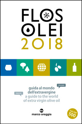 Flos Olei 2018 | guida al mondo dell'extravergine