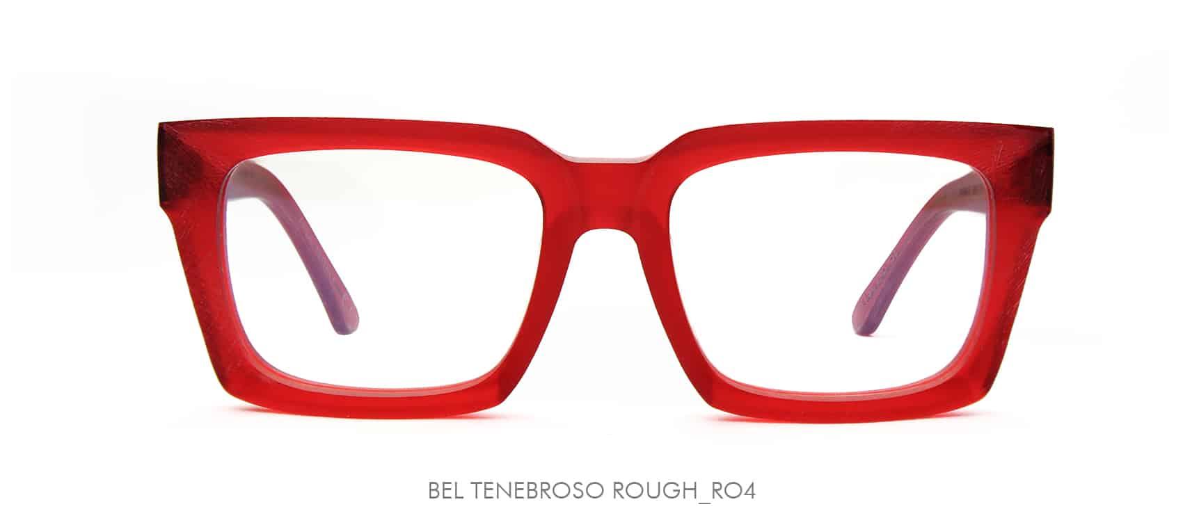 Dandy's eyewear Bel Tenebroso, Rough version
