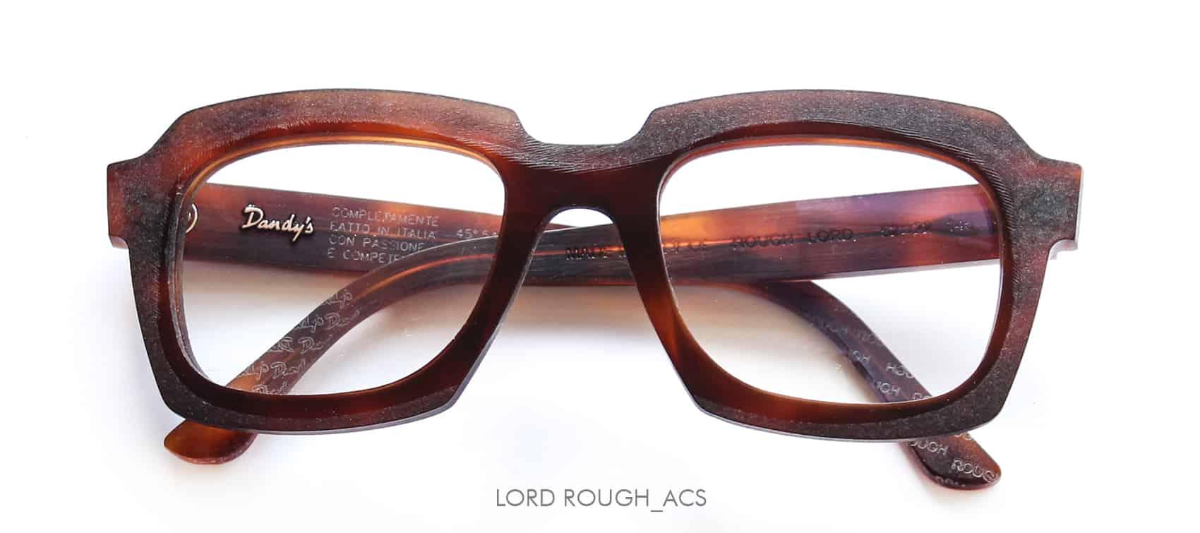 Dandy's eyewear Lord Avana, Rough version