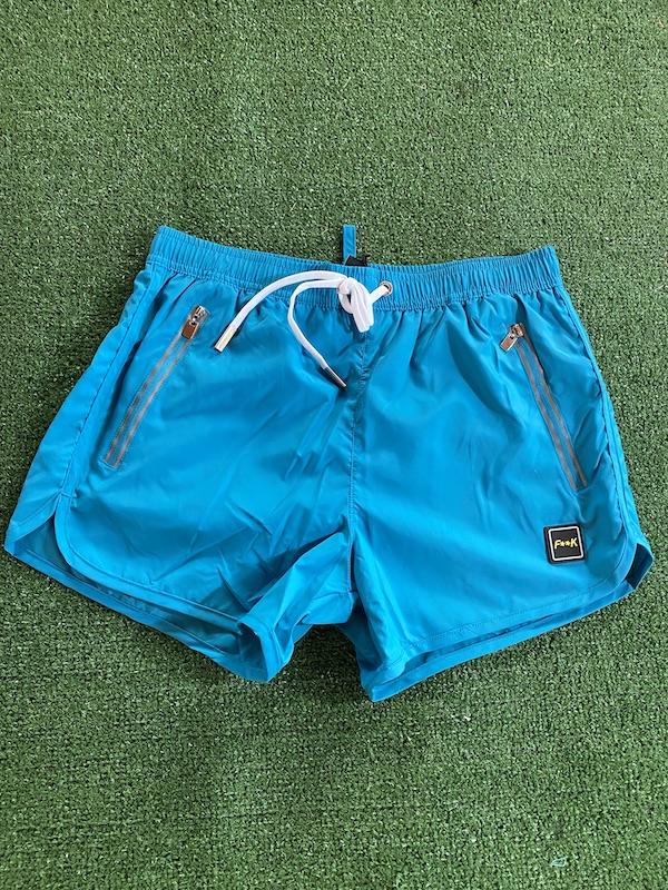 Short Uomo con zip catarifrangente Effek Taglia XL
