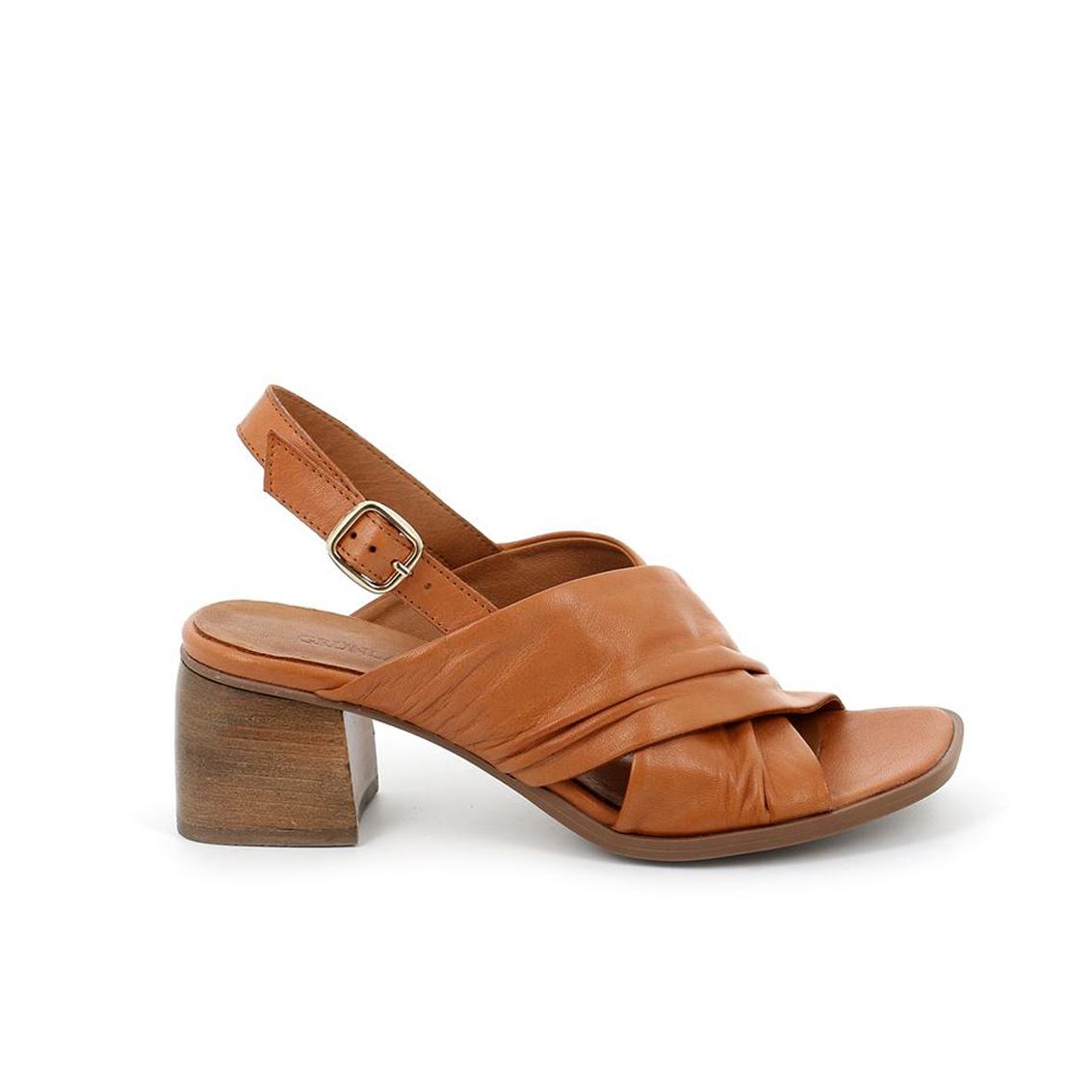Sandalo cuoio Grunland