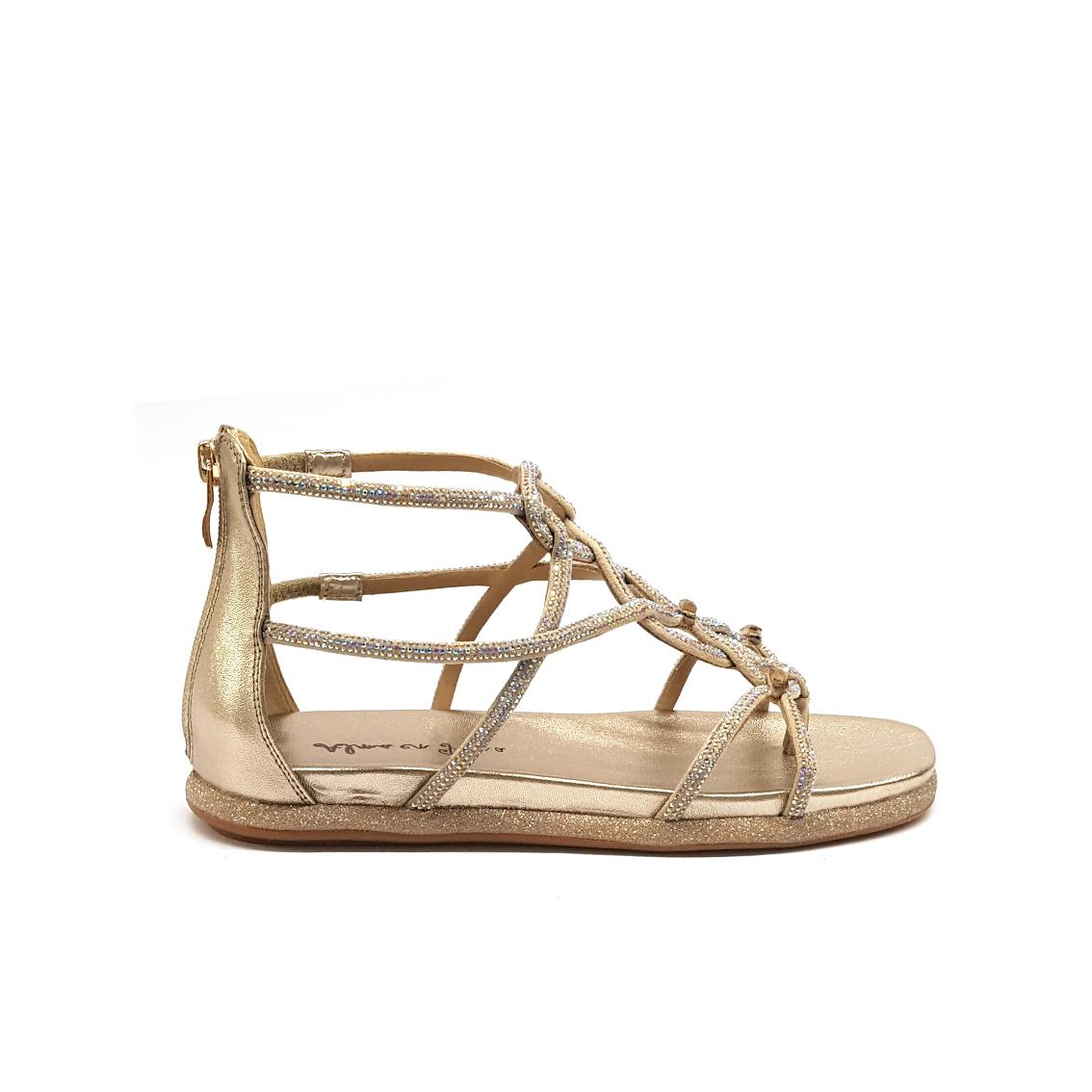 Sandalo bronzo Alma En Pena