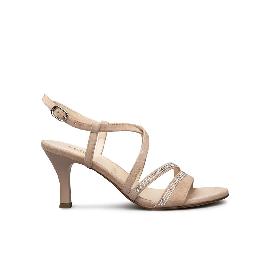 Sandalo cipria NeroGiardini