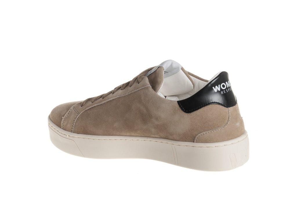 Sneaker Snik camel Womsh