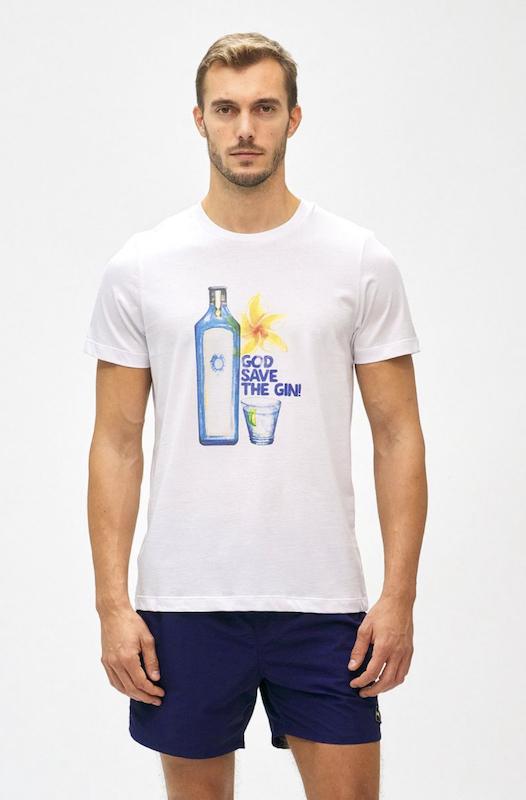 T-shirt con grafiche Effek