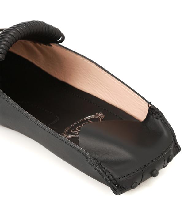 Gommino Black Donna TOD'S XXW00G0X860NB5B999  -15