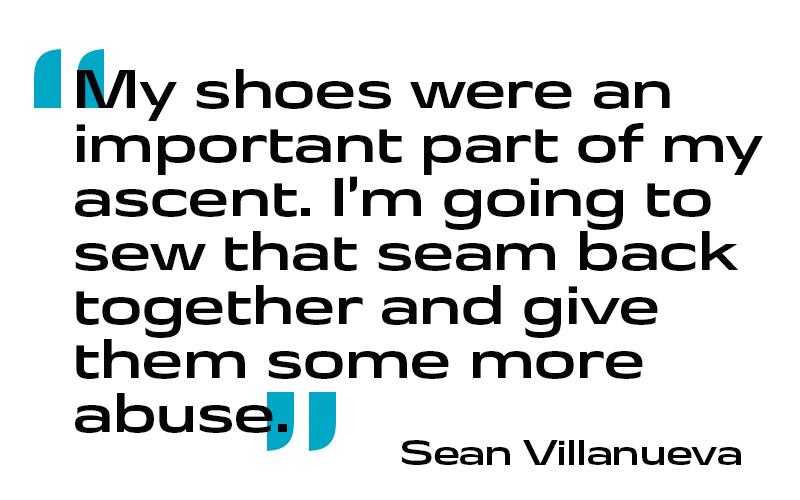 Sean Villanueva Quote