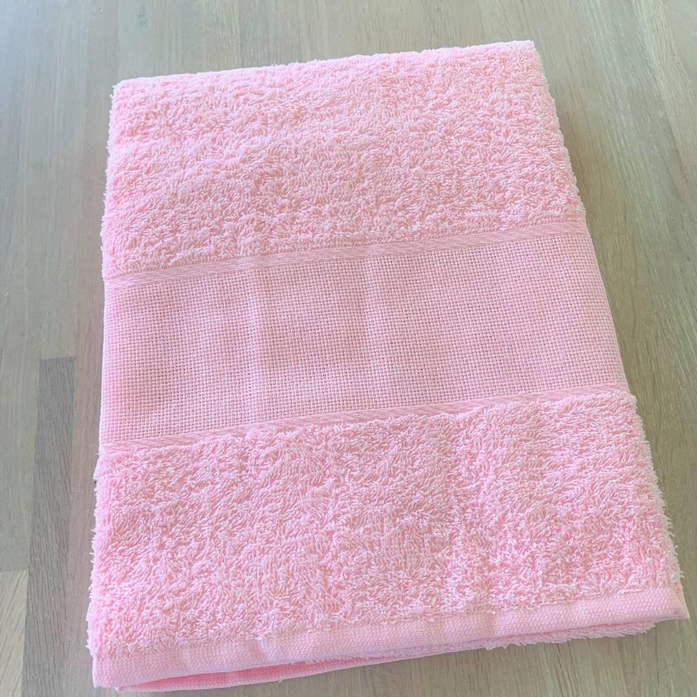 Asciugamani Tela aida rosa