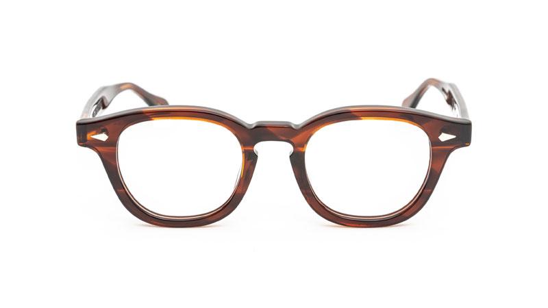 Julius Tart Optical , AR Demi Amber 48-24
