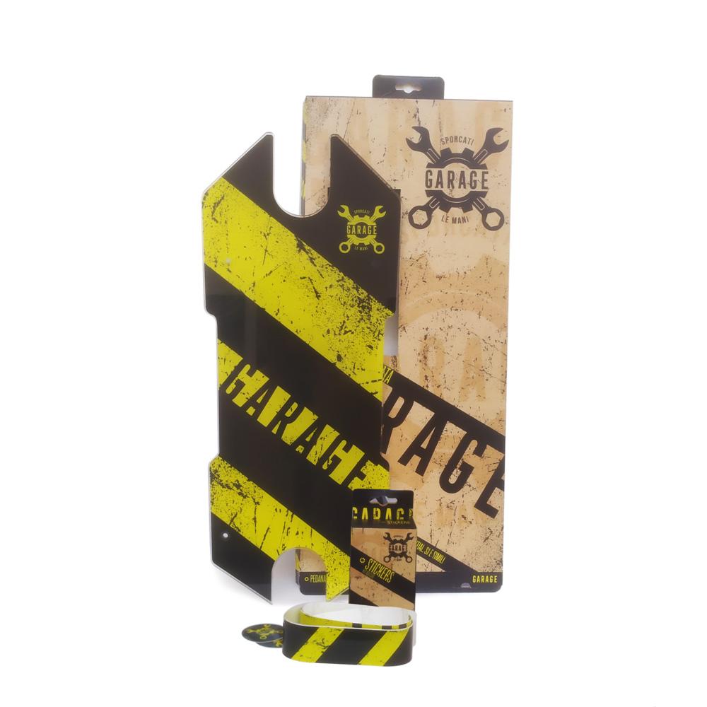 GARAGE - Kit Tavola maggiorata + stickers