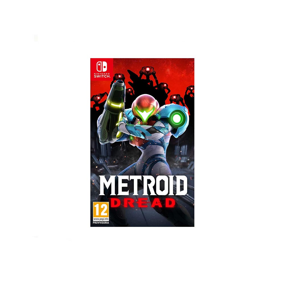 METROID DREAD - PRE-ORDER (08/10/21) - NSwitch