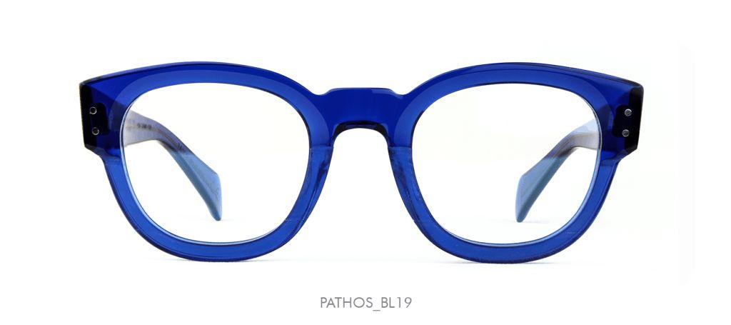 Dandy's eyewear, PATHOS Blu