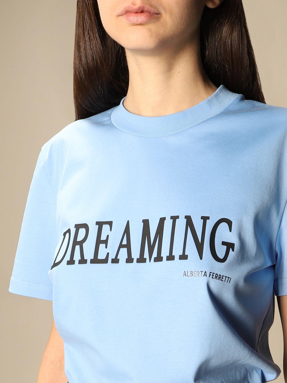 T-shirt dreaming celeste alberta ferretti