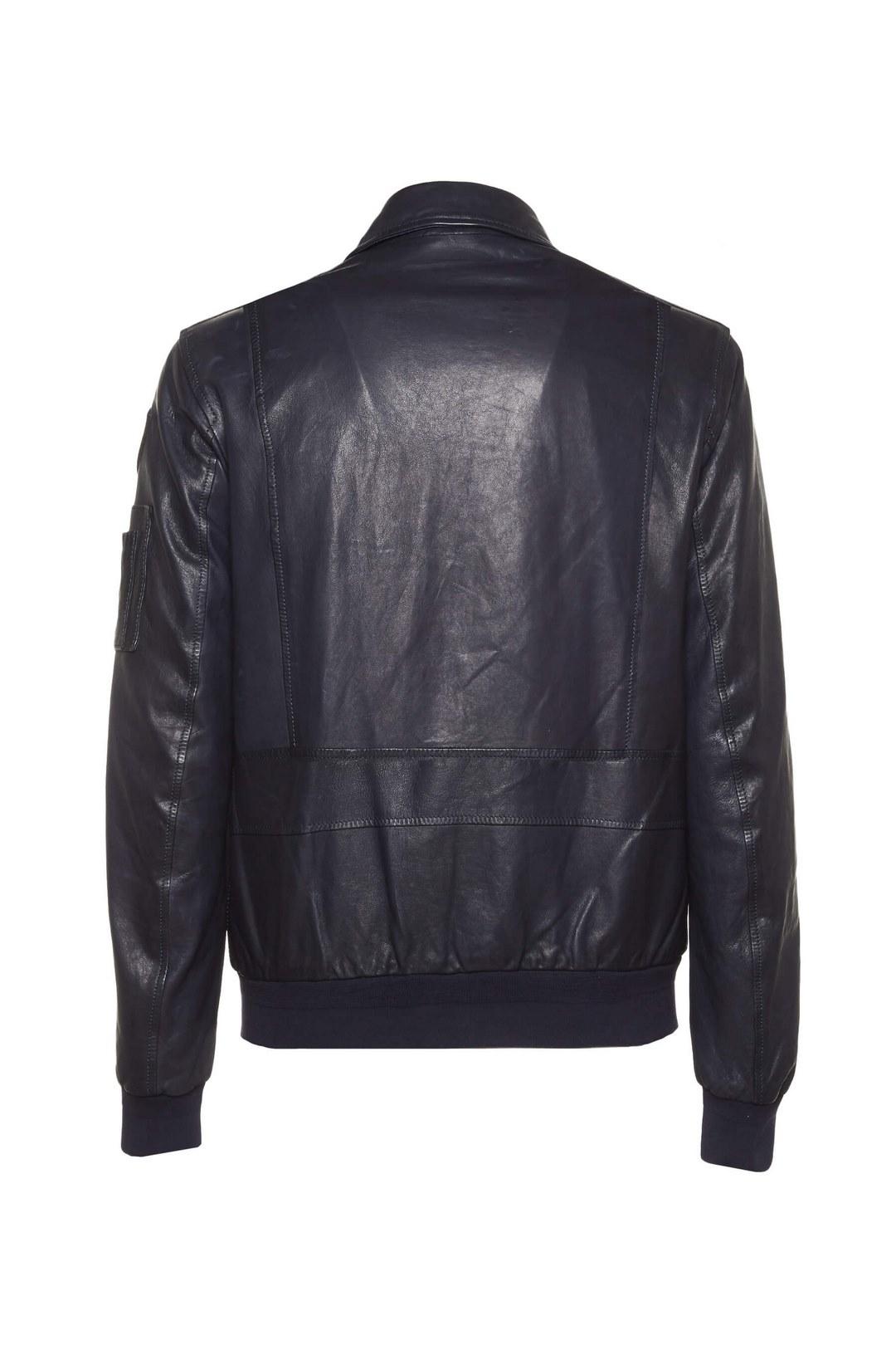 Leather Pilot jacket                     2