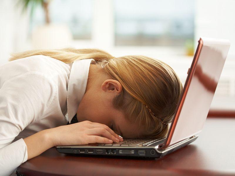 Quando il corpo ci invia segnali di stanchezza
