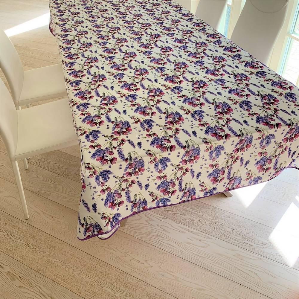 Tovaglia antimacchia Violette 140 x 180