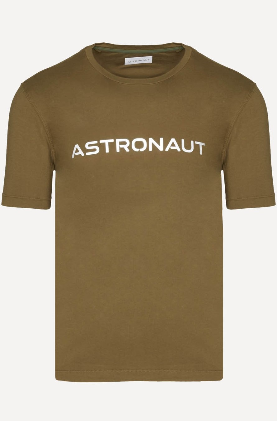 Astronaut T-shirt with reflective print