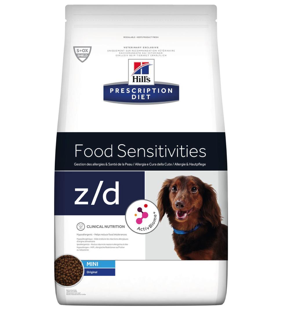 Hill's - Prescription Diet Canine - z/d Mini - 6 kg